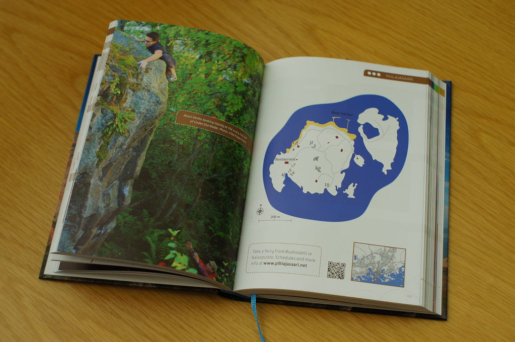 Southern Finland Bouldering Guide Overview