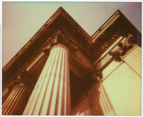 Wellington Arch Columns