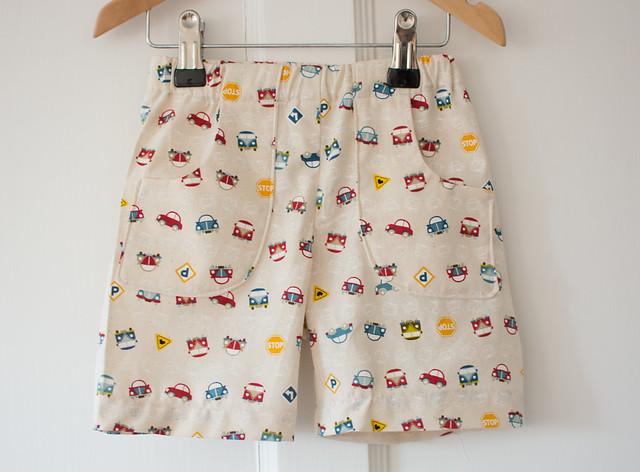 Car shorts
