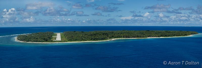 Falalop Island, Ulithi, Yap, Federated States of Micronesia
