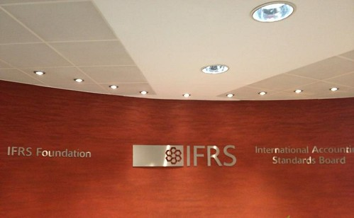 Honors accounting trip to the IFRS!