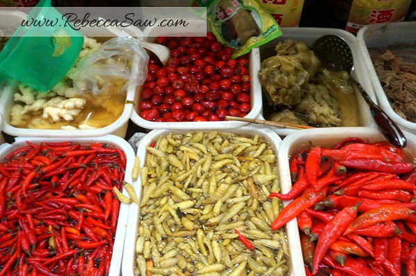 Chengdu - Morning Market-067
