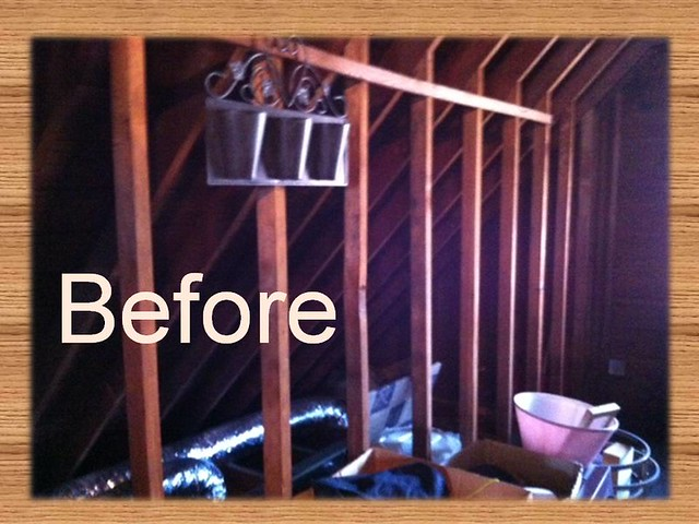 Slide9   Extreme Attic Makeover: Before and After   By ...