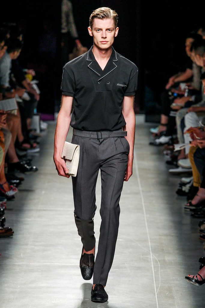 Janis Ancens3121_SS14 Milan Bottega Veneta(vogue.co.uk)