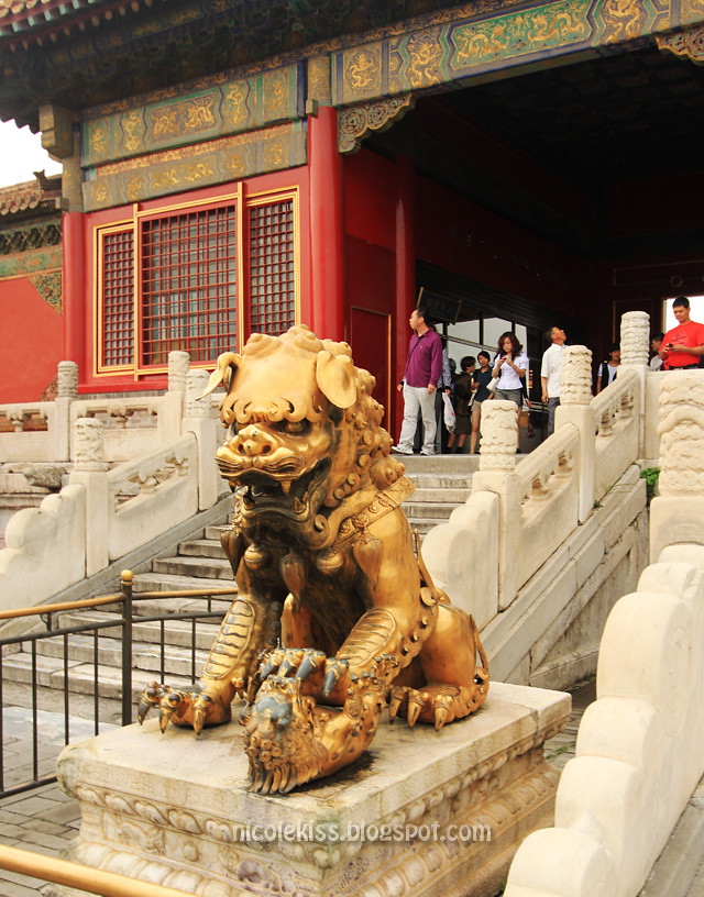 Palace, Forbidden City, Beijing