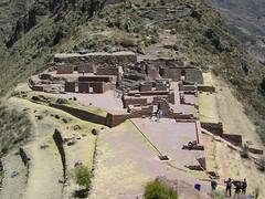Sito archeologico Incas di Pisac