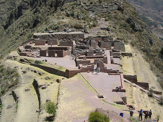 Ruinas de Pisac