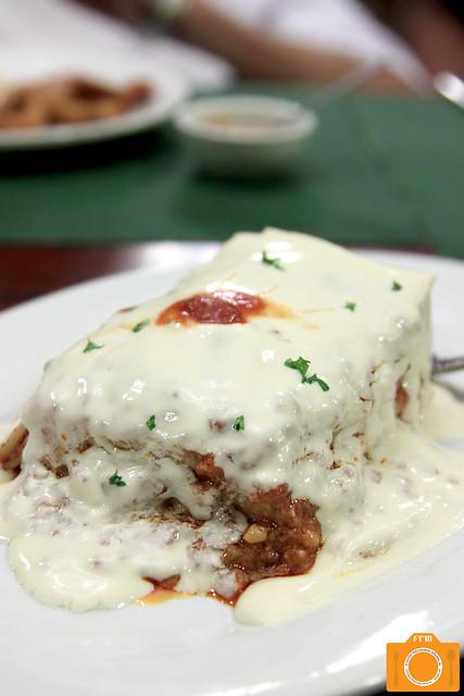 Mama Lou's Lasagna