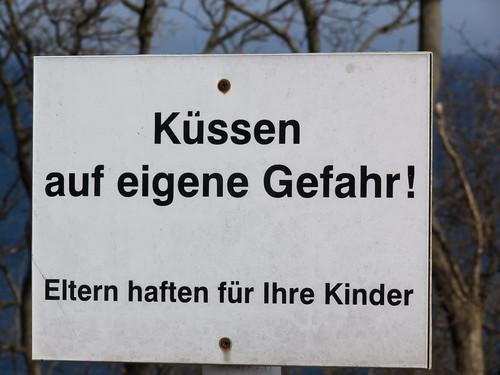 Küssen...