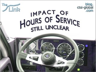 Impact of Hours of Service Still Unclear