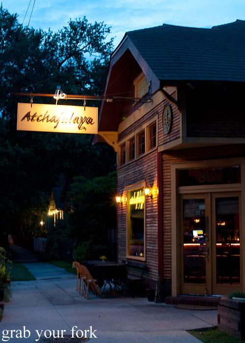 atchafalaya restaurant new orleans louisiana