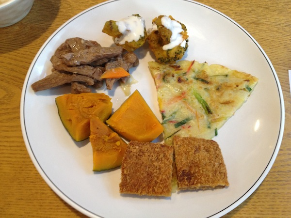 Amy Colleen: Garobee Buffet, Seoul, South Korea
