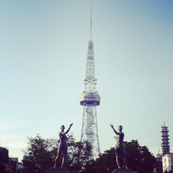 名古屋テレビ塔にみんなでつくる「ぼくらの観光案内所」!