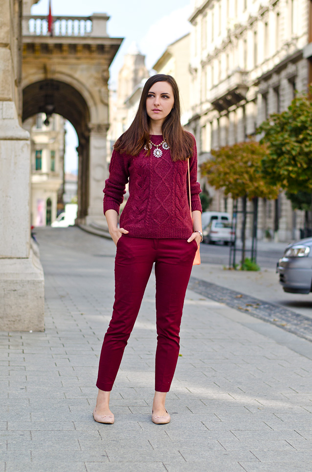 Burgundy Love 01