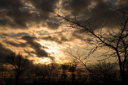 sunset midwest highland flatland standbyme inthemiddle nwi griffithindiana giveortakeafewsteps theskyisfallingyetwestand