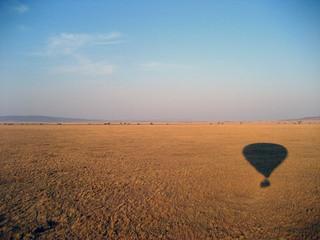 Ballonfahrt (Serengeti)
