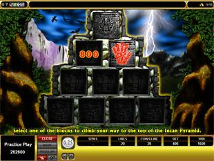 Inca Gold Bonus Prize