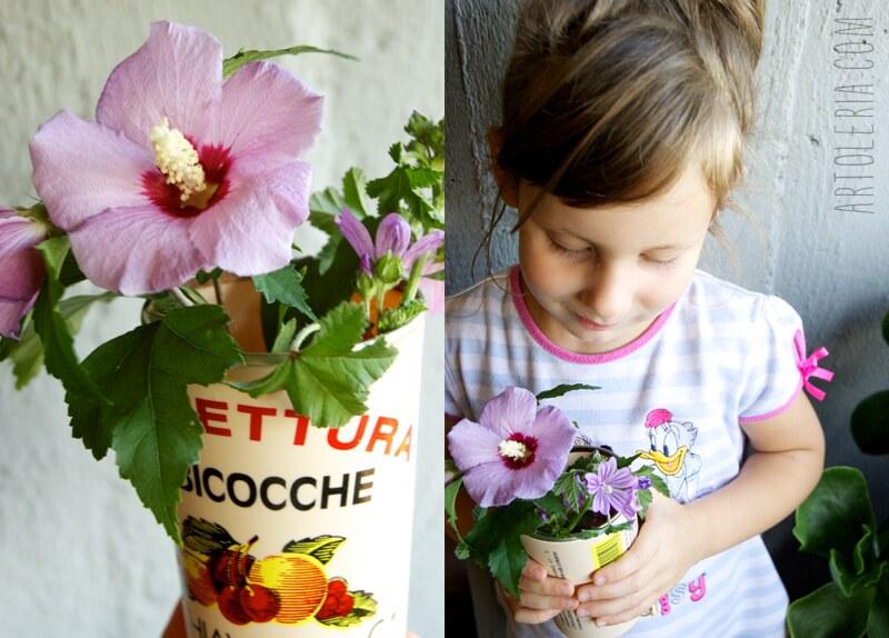 fiori spontanei, momenti preziosi