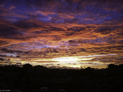 The Red Dance at Dusk | Nauru | South Pacific Islands