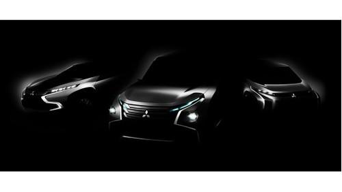 Mitsubishi покажет три гибрида на Токийском автосалоне