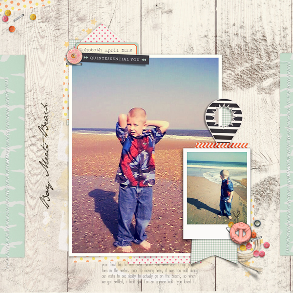 Boy Meets Beach