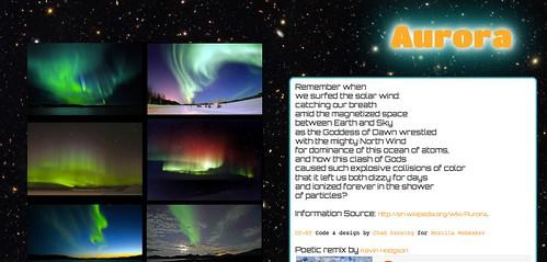 Aurora poem