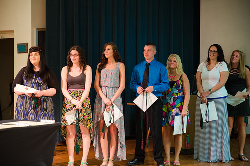 Allied Health Pinning - 2014