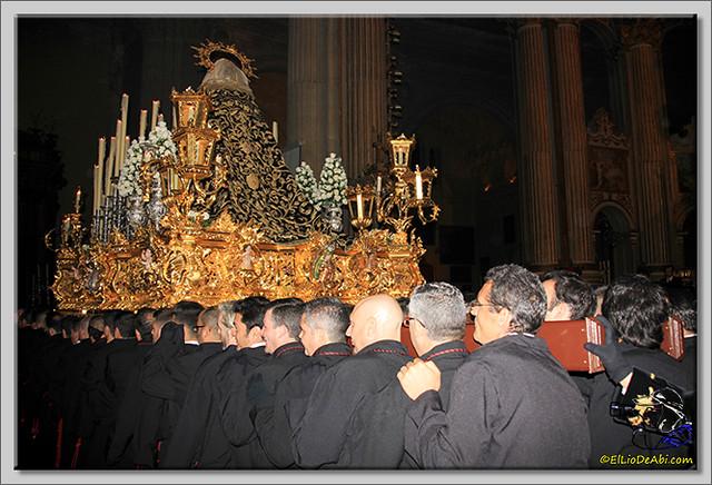 Semana Santa en Málaga. Cofradia de Viñeros (19)