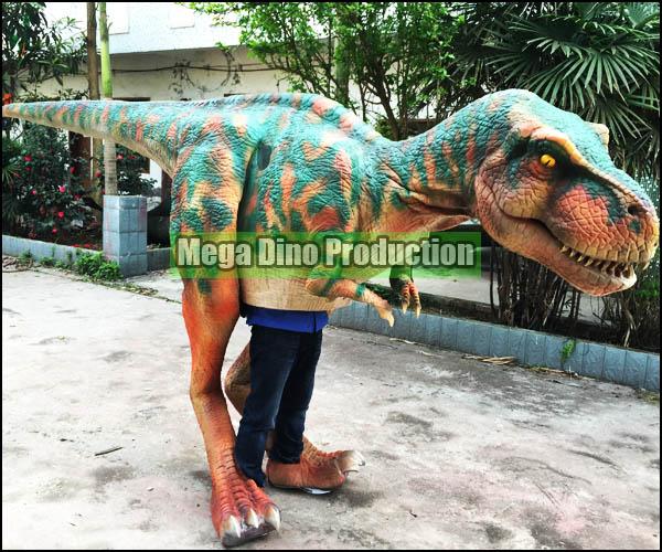 Leisurely Tyrannosaurus Rex