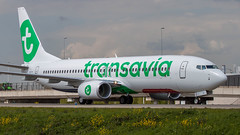 Transavia 737-8K2
