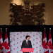 Justin Trudeau addresses the Canadian Club of Toronto. May 11, 2015.
