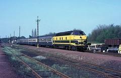 * Belgien  Baureihe  55  # 2  New Scan