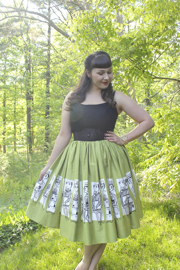 pinup girl clothing jenny dress