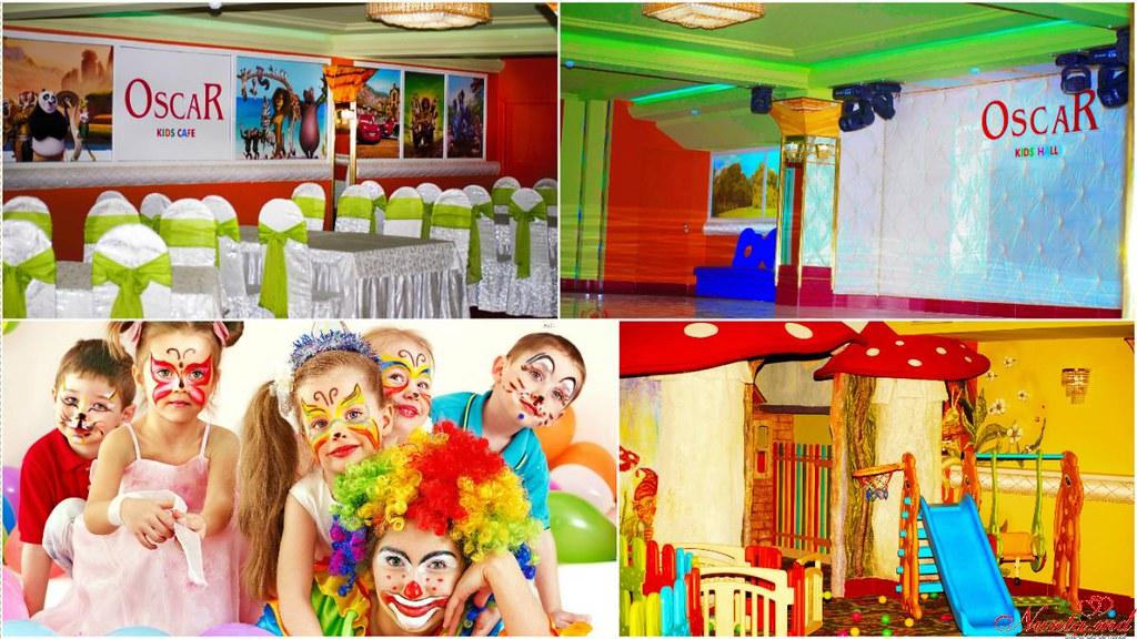 """Ресторан Oscar > """"Oscar Kids Hall""""  Детские праздники, Крестины,Дни Рождения !!!"""