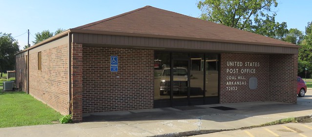 Post Office 72832 (Coal Hill, Arkansas)