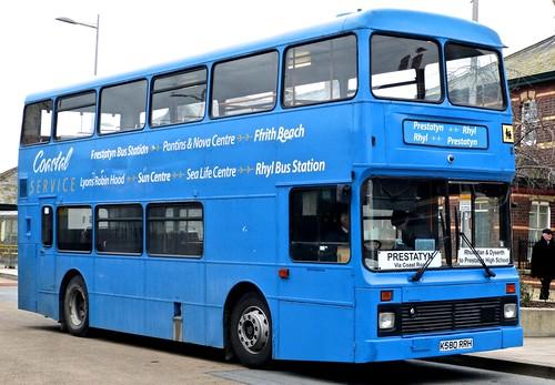 K580 RRH 'Voel Coaches' of Dyserth Leyland Olympian / Northern Counties /2. on Dennis Basford's 'railsroadsrunways.blogspot.co.uk'