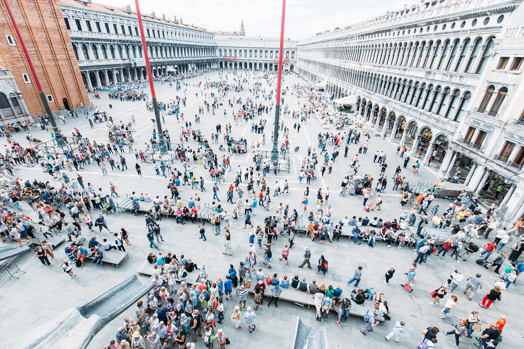 Piazza San Marco, 2015.
