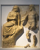 Olympia Metopes: Herakles'  Sixth Labor