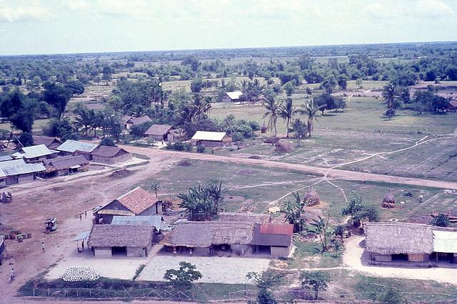 Gò Dầu Hạ (Tây Ninh) 1966-67 - Photo by William A. Wilde (3)