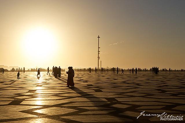 Casablanca Sunset