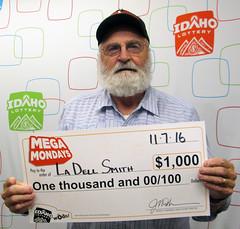 LaDell Smith - $1,000 Mega Mondays