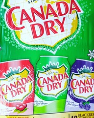 Got the holiday #GingerAle on deck! #CanadaDry
