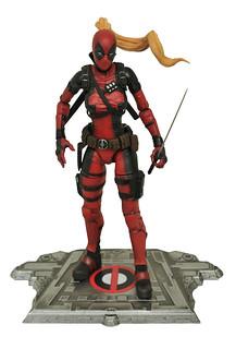 【販售資訊更新】Marvel Select【死侍小姐】歡迎加入死侍軍團!!Lady Deadpool 7 吋可動人偶作品
