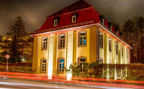 Bansamühle und Standesamt von Neu-Isenburg