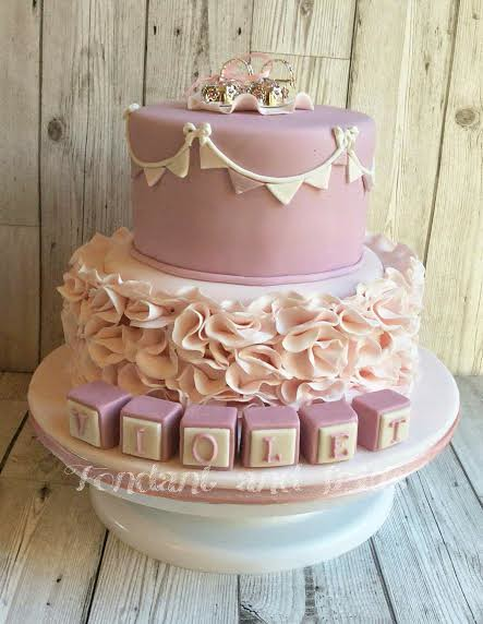 Fondant and Frills by Emmalou