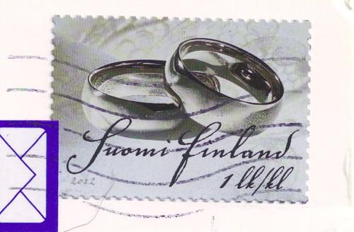 Finland Ring Stamp