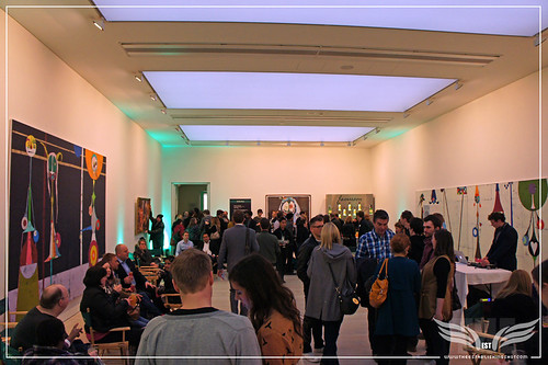 The Establishing Shot: Headhunters Screening - Jameson Cult Film Club at the Saatchi Gallery by Craig Grobler