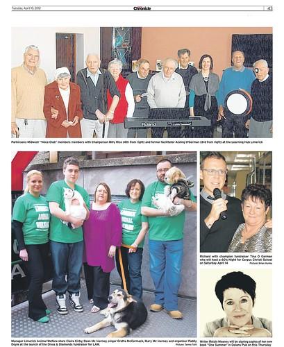I Love Limerick Chronicle Column 10 April 2012 Page 2