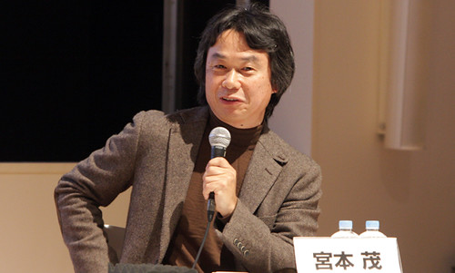 Miyamoto Confirms Mario Wii U Reveal at this Year's E3