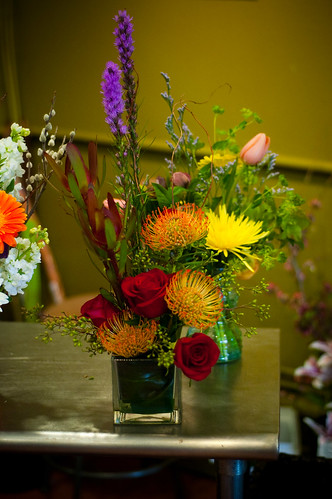 Life List: Learn Botany (arrange flowers)